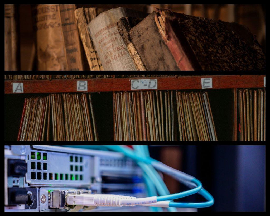 digitalni arhivi